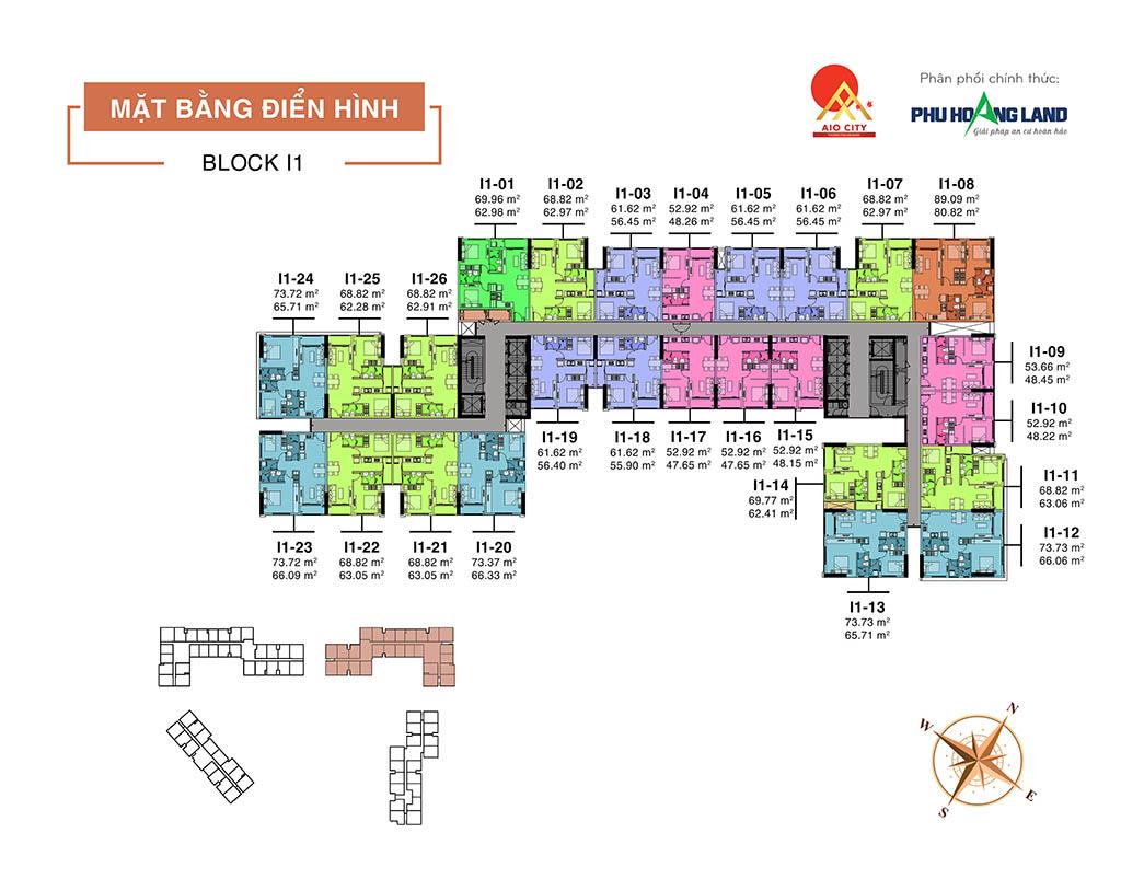 Aio City Bình Tân tháp I1