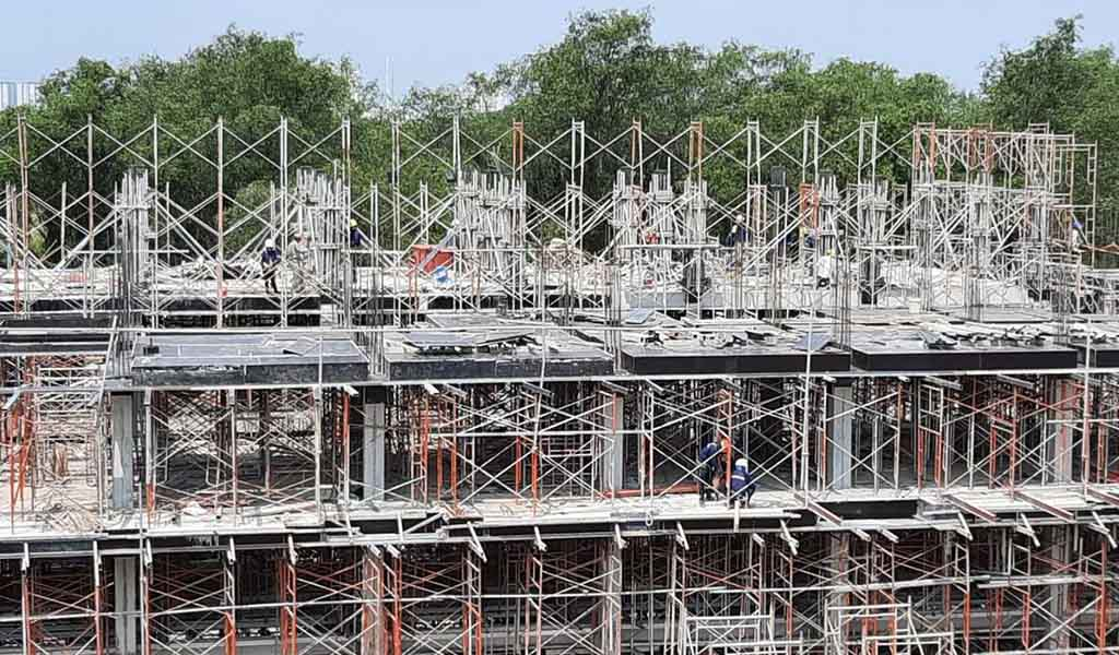 Tiến độ xây dựng Senturia Nam Sài Gòn