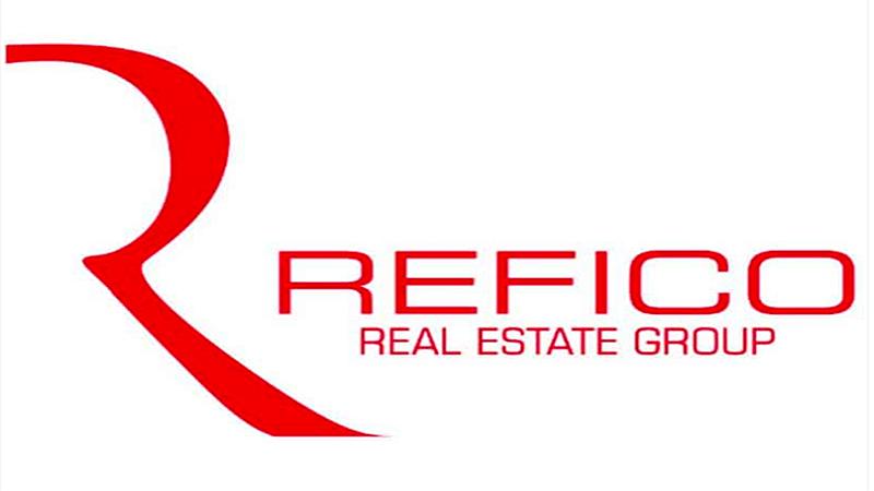 Logo chủ đầu tư  Refico