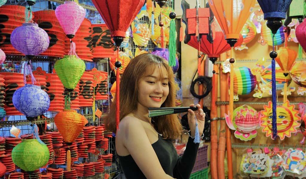 Phố lồng đèn quận 5- Venus Luxury Tân Thành