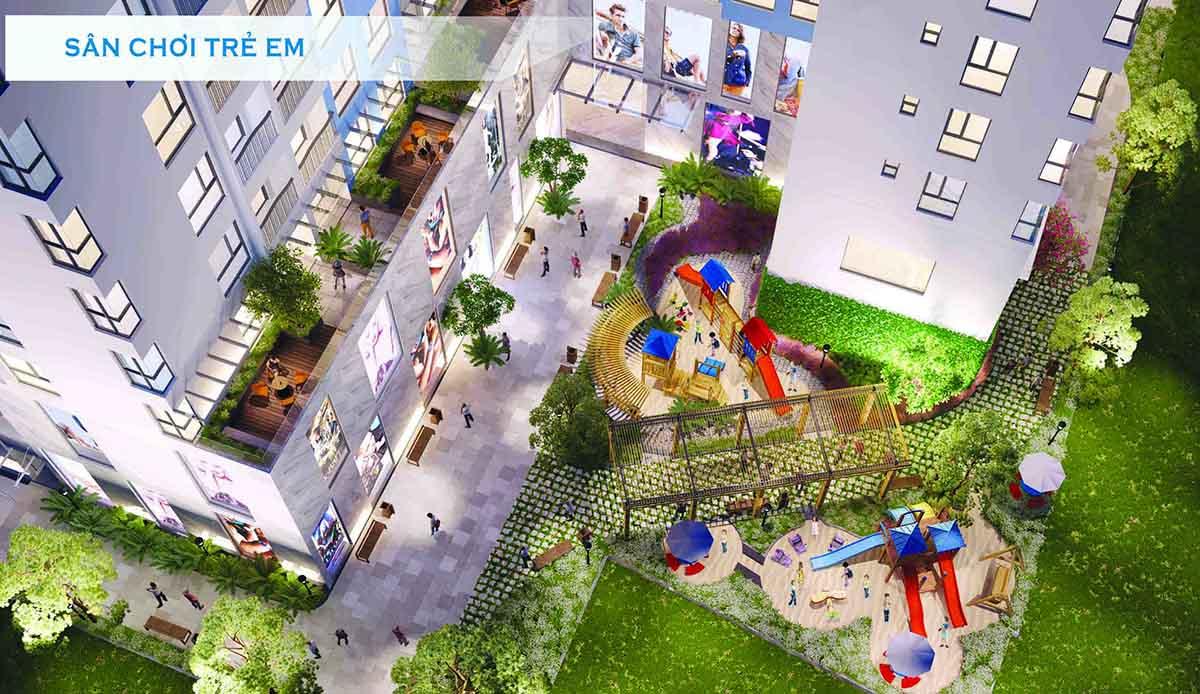 Sân chơi trẻ em Venus Luxury Quận 5